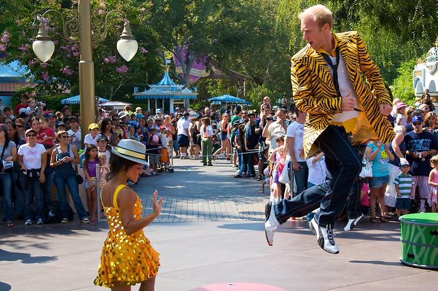 Disneyland Aug 2009 - Celebrate! A Street Party