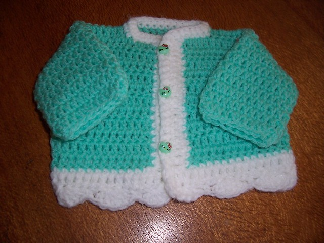 Crochet Baby Sweater : Baby Clothes Crochet Pattern, Kids Clothes Patterns, Baby Sweater
