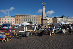 Take a stroll in the Market Square - Things to do in Helsinki