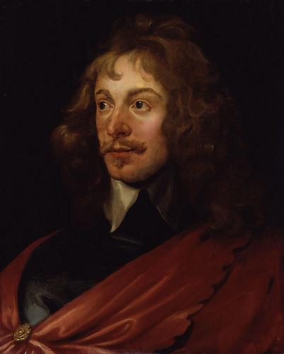 Sir John Suckling, Anthony Van Dyck