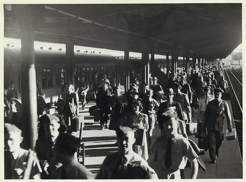 Central Station, 1944