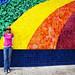 me on my favorite wall by wendy laurel