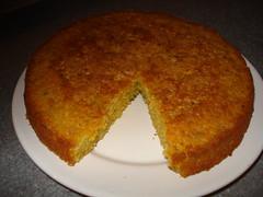 cake, vegetarian food, carrot cake, baked goods, food, dish, dessert, cuisine,