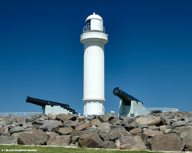 Wollongong Head Lighthouse - Flagstaff Hill - Wollongong, NSW, Australia