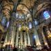 Santa María del Mar, Barcelona (Spain) HDR by marcp_dmoz