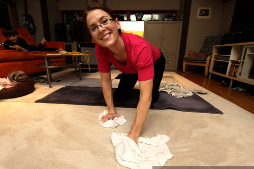 Czyszczenie tapicerki meblowej po przeprowadzce