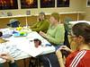 Making Tea Towel Holders at November Meeting