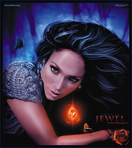 Jennifer Lopez [ Forest Jewel ] Dedicated to: Khronos™