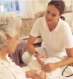 home nurse Paloma Home Health Agency serves North Texas and Denton County call us today 972 346 2013