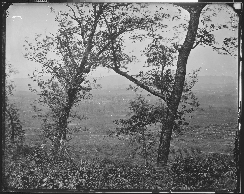 Orchard Knob And Missionary Ridge Chickamauga Chattanooga