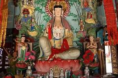 Yunnan 2008 - BaoXiang Temple