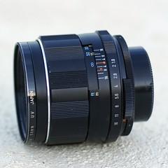 Asahi Super Takumar 85mm f/1.9