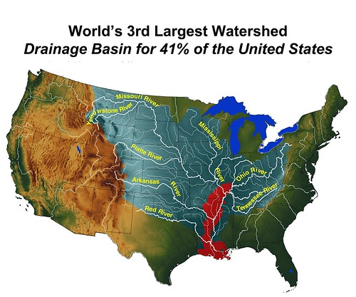 World's 3rd Largest Watershed