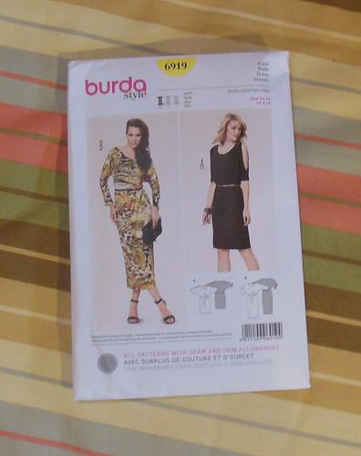 Burda Style 6919 by becky b.'s sew & tell