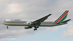 VTSDL 767 Air Sahara