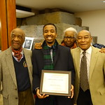 Jarvis Wyche receives Absalom Jones Award