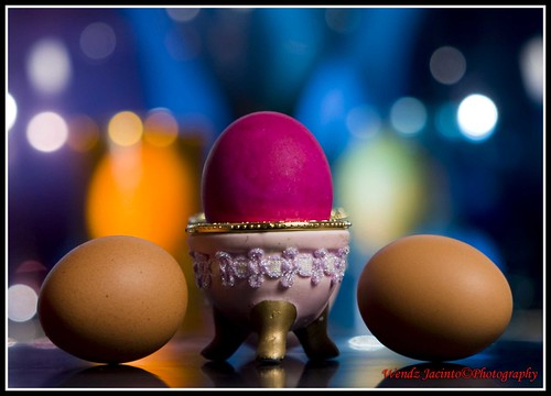 The Royal Eggs...