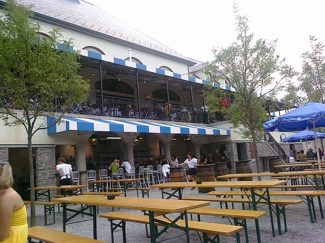 The Hofbrauhaus Pittsburgh Beer Garden Flickr Photo