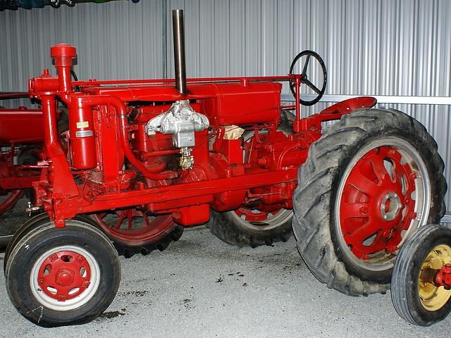 Farmall F12 Decals : Farmall f tractor  a photo on flickriver