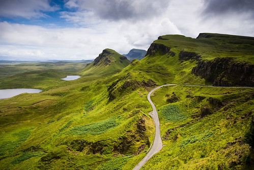 Scotland - The Quiraing (Isle of Skye)