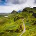 Scotland - The Quiraing (Isle of Skye) by Mathieu Noel
