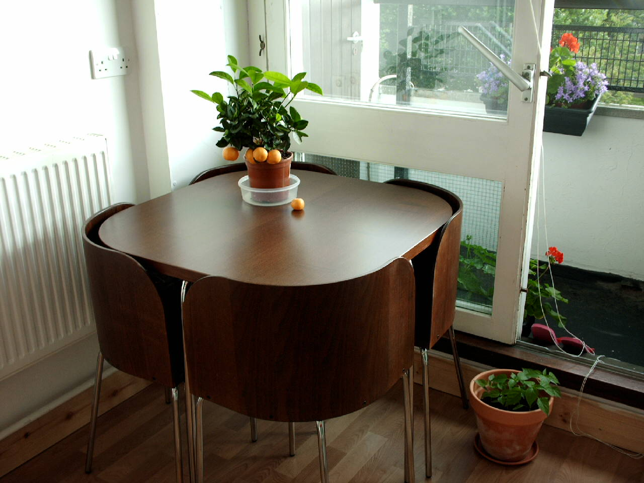 Kitchen Day 16 Ikea Fusion Table And Chairs A Photo On