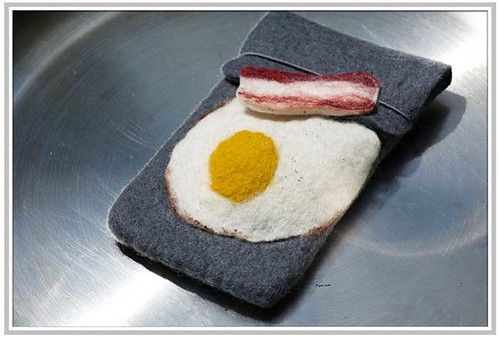 Bacon & Egg iPhone Case