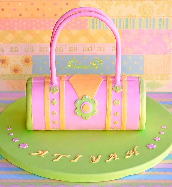 Girly Cakes for 10 Year Olds