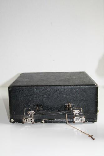 Oliver portable typewriter