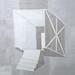 senza titolo, 2009 tecnica mista su cartone cm. 144x137