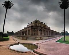 Delhi - Tombe d'Humayun - 28-07-2009 - 17h15