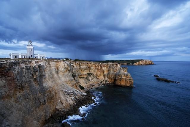 Puerto Rico Cabo Rojo Lighthouse Faro de Los Morrillos