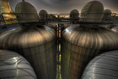 I just love those silos