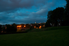 Nighttime Photography Trondheim