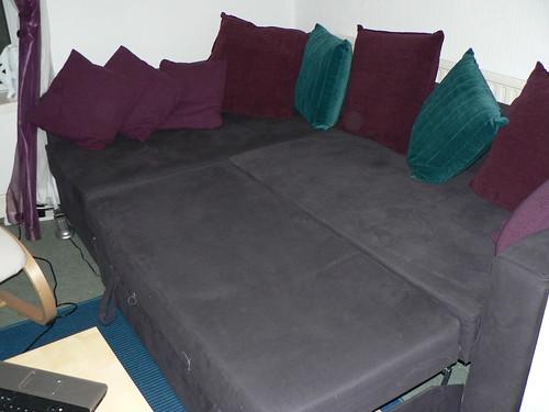 Ikea Bettsofa Manstad : Ikea manstad sofa bed a photo on flickriver