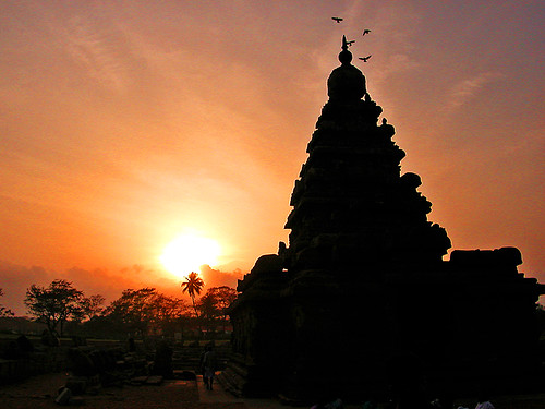 The Great Indian Architecture series :: An Evening at Mahabalipuram