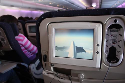 Est ce que l a380 va sauver les ours polaires gaduman for Interieur d avion