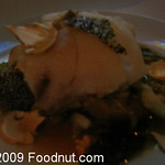 Village Pub, Woodside - Steamed-Atlantic-Cod