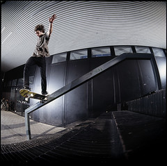 Tom Derichs - Bs Tailslide