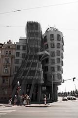 Tančící dům (front)