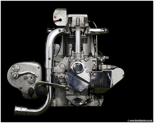 Royal Enfield Robin Diesel Engine