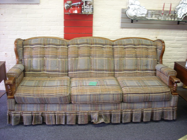 plaid sofa 60 flickr photo sharing. Black Bedroom Furniture Sets. Home Design Ideas