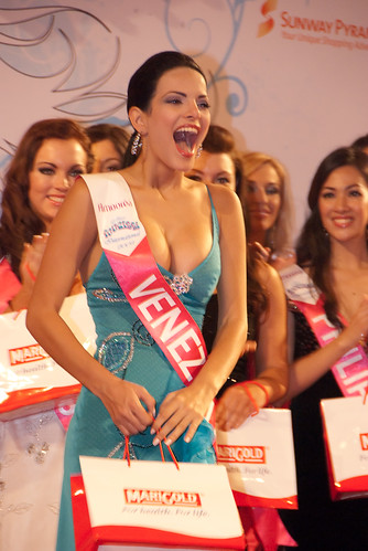 Miss Tourism International - 17 December 2009