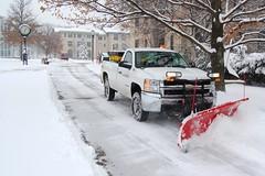 winter, snow, snow removal, snowplow, lane, winter storm, blizzard,