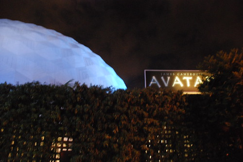 Avatar at the Dome