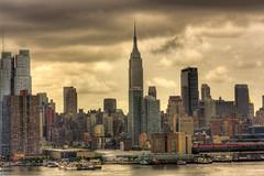 New York City - Manhattan Skyline 02
