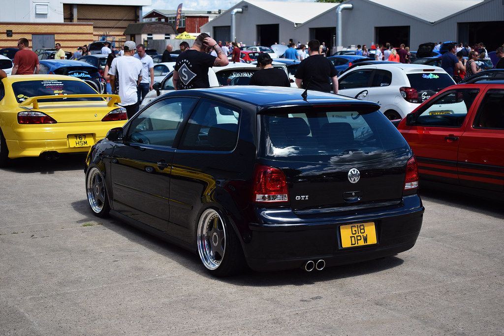 vw polo 9n3 gti gravity show daniel w flickr. Black Bedroom Furniture Sets. Home Design Ideas