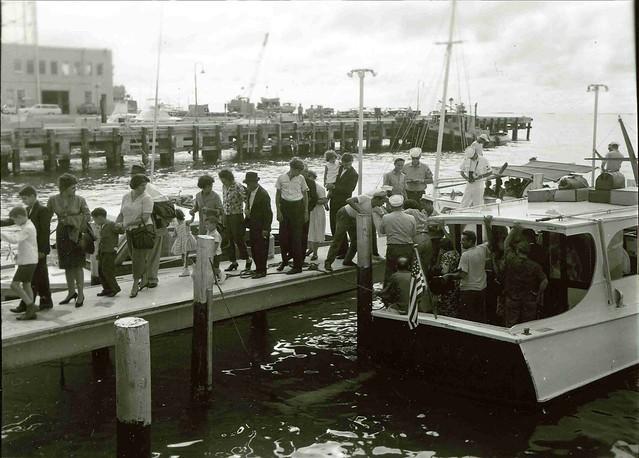 Camarioca Boatlift 1965