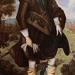 William Cecil, 2nd Earl of Salisbury, grandson of William Cecil, Lord Burghley