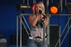 Miranda Lambert at the Lorain County Fair
